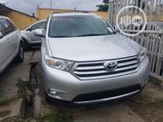 Toyota Highlander 2011 Limited Silver | Cars for sale in Lagos State, Surulere