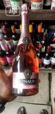 Aznauri Brut,Rose,Semi Seeet Red Wine   Meals & Drinks for sale in Lagos State, Lekki Phase 1