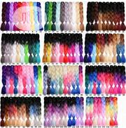 Single Tone Ombre Braiding Hairs | Hair Beauty for sale in Lagos State, Apapa