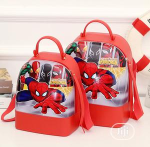 Jelly Character School Bags