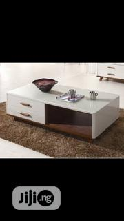 Brown and White Center Table | Furniture for sale in Lagos State, Ajah