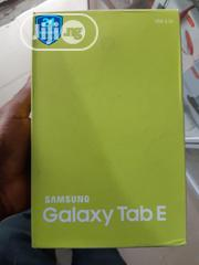 New Samsung Galaxy Tab E 9.6 16 GB Gray | Tablets for sale in Lagos State, Ikeja