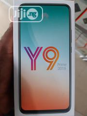 New Huawei Y9 Prime 128 GB Black | Mobile Phones for sale in Lagos State, Ikeja