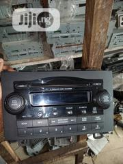 Factory Honda Crv Radio 2005-2008 Six Loader | Vehicle Parts & Accessories for sale in Lagos State, Isolo