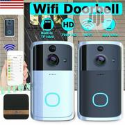 Wifi Video Camera Doorbell With Night Vision   Home Appliances for sale in Lagos State, Ikeja