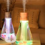 Humidifier Air Freshener Mist Maker With LED Night Light   Home Accessories for sale in Lagos State, Lagos Mainland