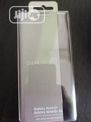 Samsung Note10 Note10plus Clear View Pouch   Accessories for Mobile Phones & Tablets for sale in Rivers State, Port-Harcourt