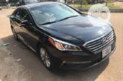 Hyundai Sonata 2016 Black | Cars for sale in Abuja (FCT) State, Wuse