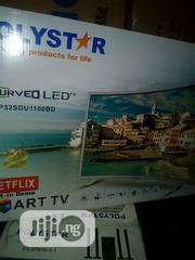 Polystar LED 32inches Curve | TV & DVD Equipment for sale in Lagos State, Lekki Phase 2