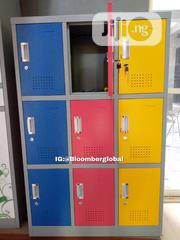 9 Door Student Locker For Junior Students | Furniture for sale in Lagos State, Ojo