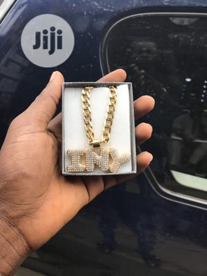 N2,000 Per Letter Customised Pendant