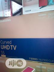 Samsung LED 55inches Curve TV | TV & DVD Equipment for sale in Lagos State, Lekki Phase 2