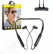 Awei G30 Neck Bluetooth | Headphones for sale in Lagos State, Ikeja