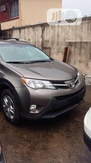 Toyota RAV4 LE AWD (2.5L 4cyl 6A) 2013 Gray | Cars for sale in Lagos State, Amuwo-Odofin