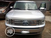 Ford Flex 2008 Silver | Cars for sale in Abuja (FCT) State, Katampe