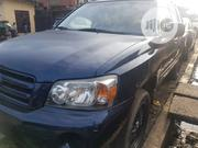 Toyota Highlander 4x4 2005 Blue   Cars for sale in Lagos State, Mushin