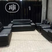 Original Leather Sofa Chair | Furniture for sale in Lagos State, Ojo