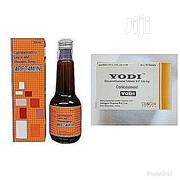 Celogen Pharma Yodi Capsule Apetamin Syrup | Vitamins & Supplements for sale in Lagos State
