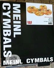 Original Meinl Cymbal | Musical Instruments & Gear for sale in Lagos State, Ojo