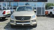 Mercedes-Benz M Class 2012 Gold | Cars for sale in Lagos State, Lekki Phase 1