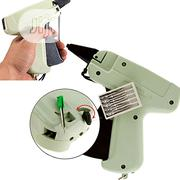 Clothes Garment Price Label Tagging Gun Machine, 1000 Barbs +5 Needles | Stationery for sale in Lagos State, Lagos Mainland