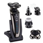 Rotate Shaver Grooming Kit Rechargeable Electric Shaver Washable | Tools & Accessories for sale in Lagos State, Ikeja