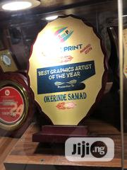 Wood Award Plaque | Arts & Crafts for sale in Lagos State, Lagos Mainland