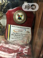 Wood Award Plaque | Arts & Crafts for sale in Lagos State, Ibeju