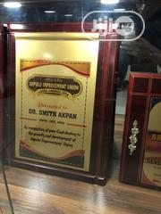 Award Plaque | Arts & Crafts for sale in Lagos State, Yaba