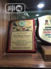Award Plaque | Arts & Crafts for sale in Lagos State, Orile