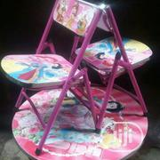 Foldable, Children Table And Chairs   Children's Furniture for sale in Lagos State, Amuwo-Odofin
