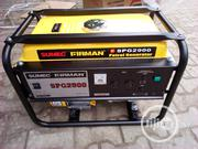 This Is Sumec Firman Generator Model Number SPG2900 Manual | Electrical Equipments for sale in Lagos State, Ojo