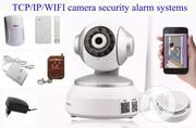 Camera Network Home Security Alarm System With Fire Alarm   Safety Equipment for sale in Lagos State, Ikeja