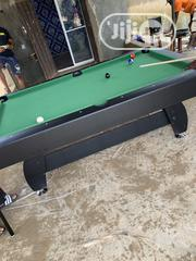 Standard Snooker Board With Accessories | Sports Equipment for sale in Ogun State, Abeokuta North