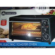 Master Chef 19-Litre Electric Toaster Oven | Restaurant & Catering Equipment for sale in Abia State, Umuahia