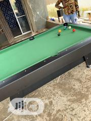 Standard Snooker Board With Accessories | Sports Equipment for sale in Akwa Ibom State, Ikot Ekpene