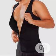 Men/ Women Sweat Slimming Exercise Vest With Zipper | Tools & Accessories for sale in Rivers State, Port-Harcourt