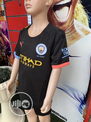 Manchester City Latest Jersey For Kids