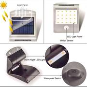 Product New Upgraded 20+2led LED Solar Lights Outdoor Motion Sensor | Solar Energy for sale in Lagos State, Ajah