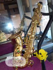 Vintage Alto Saxophone (Gold) | Musical Instruments & Gear for sale in Lagos State, Ojo