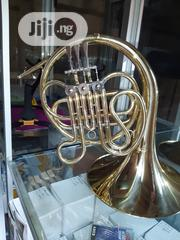 Vintage French Horn (Gold)   Musical Instruments for sale in Lagos State, Ojo
