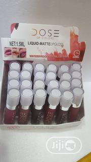 Dose Of Colors Liquid Matte Lipsticks | Makeup for sale in Lagos State, Amuwo-Odofin