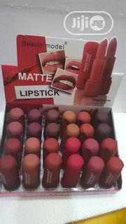 Beauty Model Matte Lipstick | Makeup for sale in Lagos State, Amuwo-Odofin