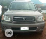 Toyota Sequoia 2002 Gray | Cars for sale in Abuja (FCT) State, Kabusa