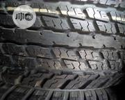 Dunlop TYRES.. Original Japan And USA Tyre..285/60/18 | Vehicle Parts & Accessories for sale in Lagos State, Ikeja