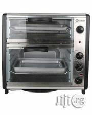 Masterchef 25 Litre 2 Step Oven Toaster MC-EO2025 | Kitchen Appliances for sale in Abuja (FCT) State, Gwagwalada