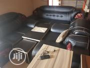 Leather Sofa | Furniture for sale in Lagos State, Ojo