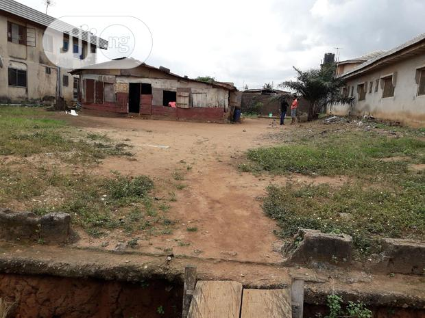 Plot Of Upland In A Built Up Area Of Ejigbo For Sale
