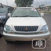 Lexus RX 2000 White | Cars for sale in Lagos State, Lagos Mainland