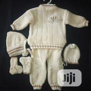 Complete Set of Quality Baby Sweater With an Extra Cap A1 (0 - 2years) | Children's Clothing for sale in Lagos State, Ojodu
